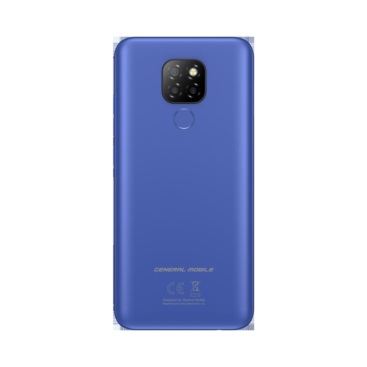 General Mobile GM 20 64 GB Mavi