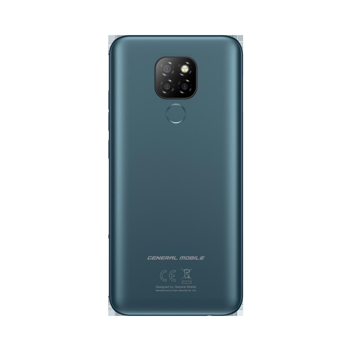 General Mobile GM 20 64 GB Yeşil