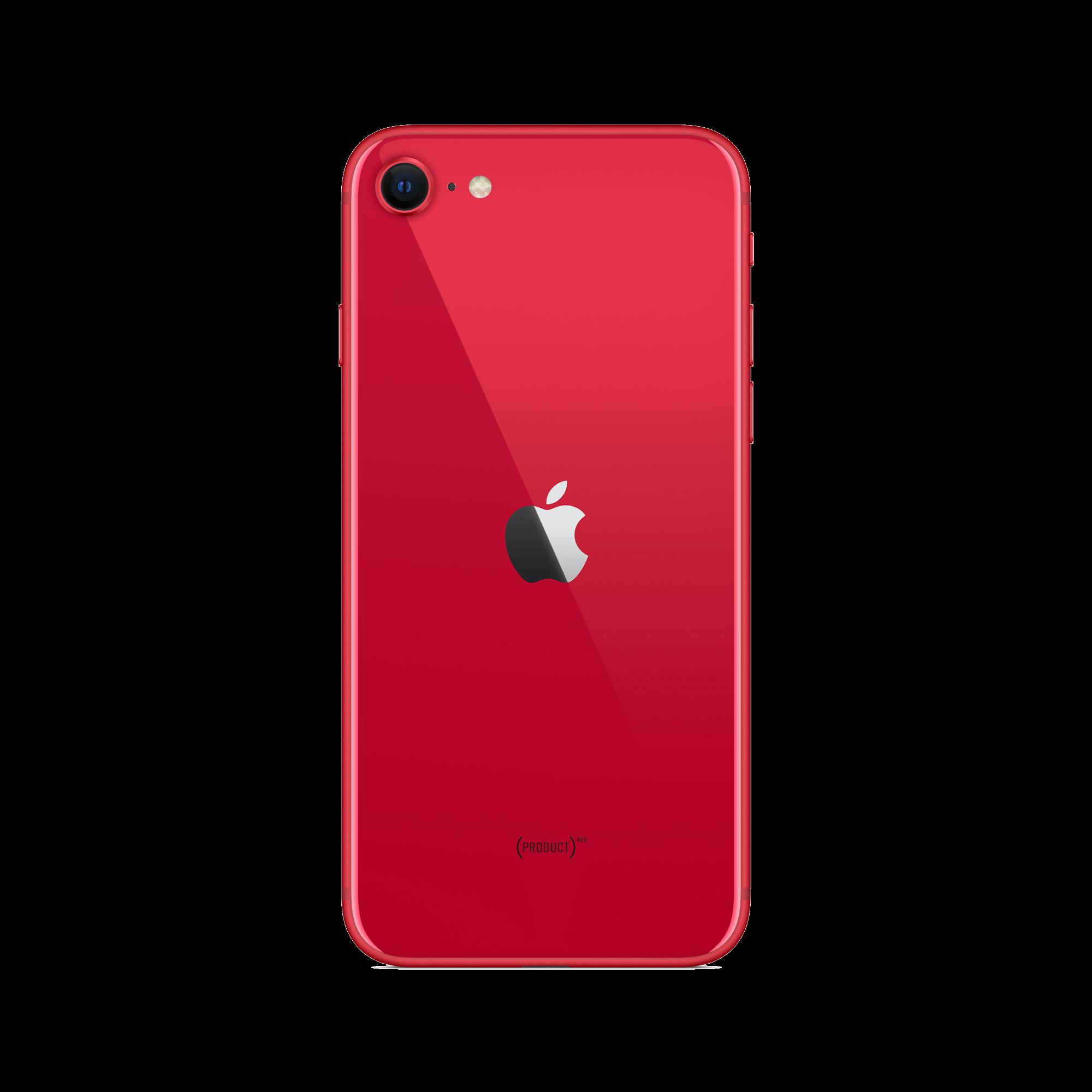 Apple iPhone SE 2020 64 GB Kırmızı
