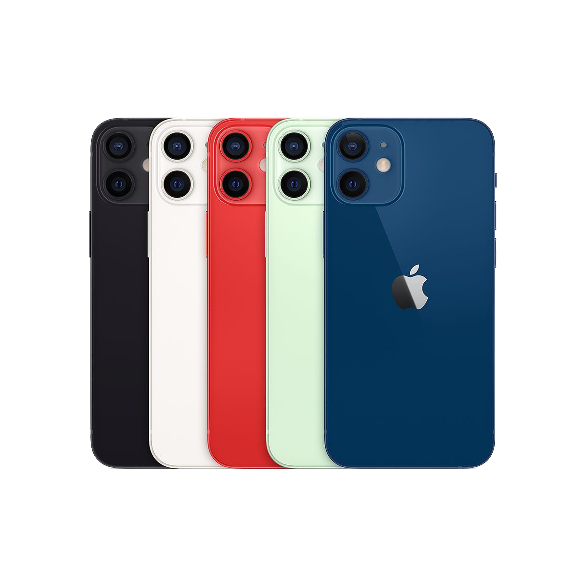 Apple iPhone 12 Mini 64 GB Mavi