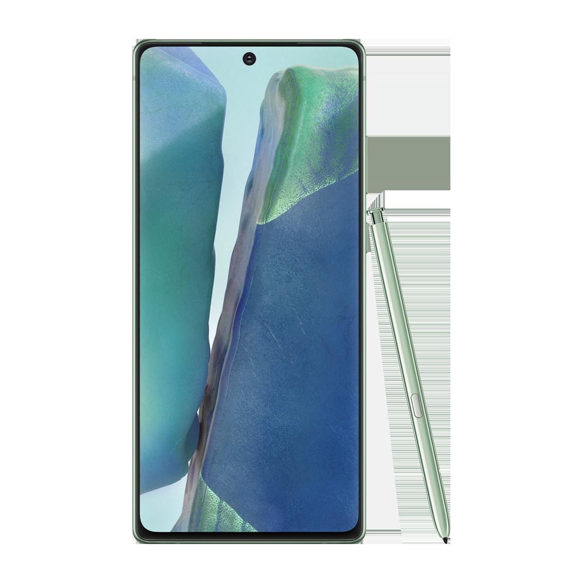 Samsung Galaxy Note 20 256 GB Yeşil