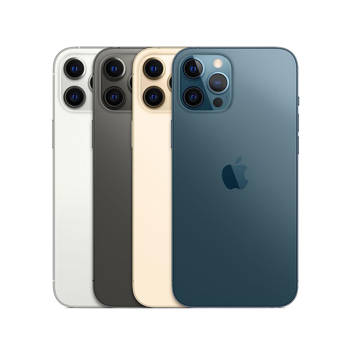 Apple iPhone 12 Pro Max 128 GB Mavi