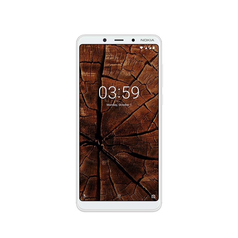 Nokia 3.1 Plus 32 GB Beyaz