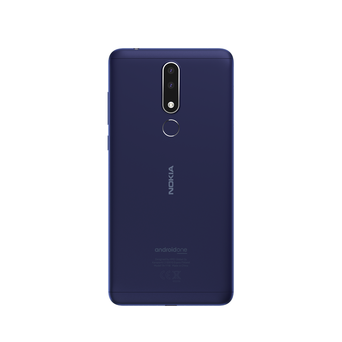 Nokia 3.1 Plus 32 GB Mavi
