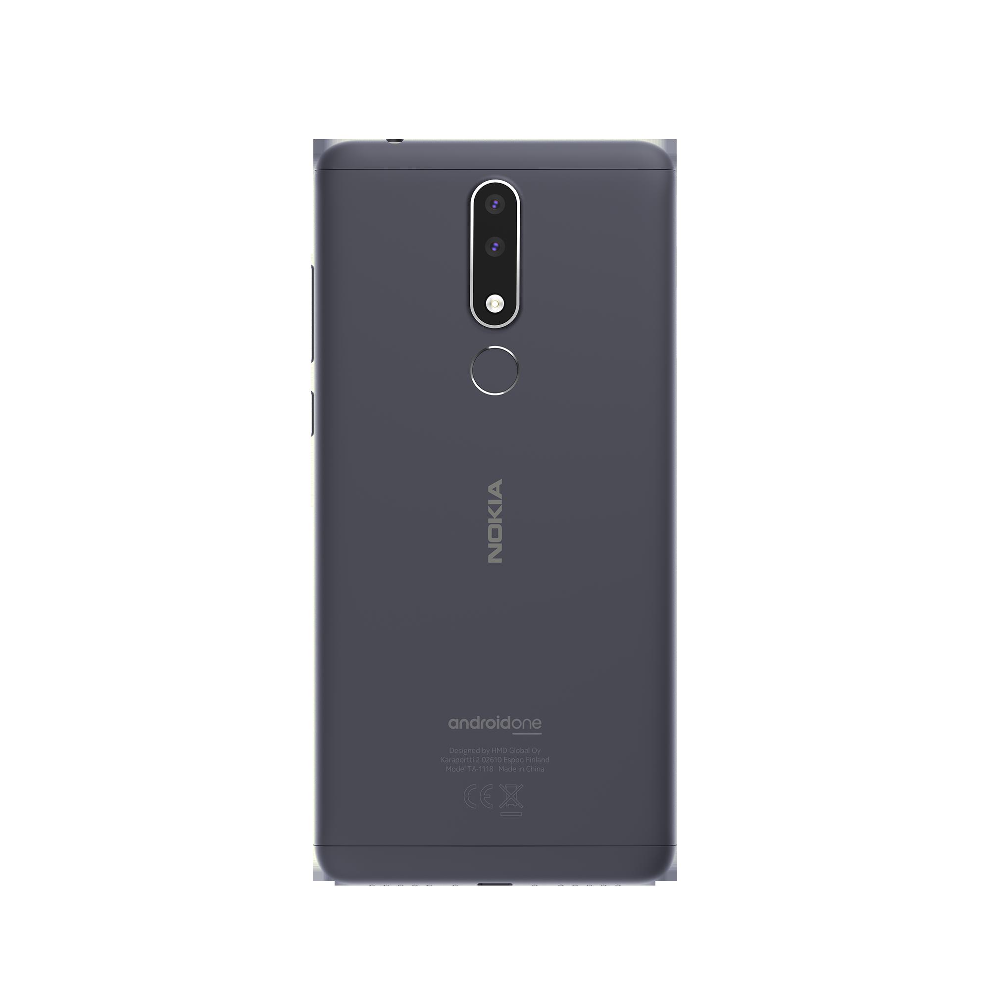 Nokia 3.1 Plus 32 GB Gri
