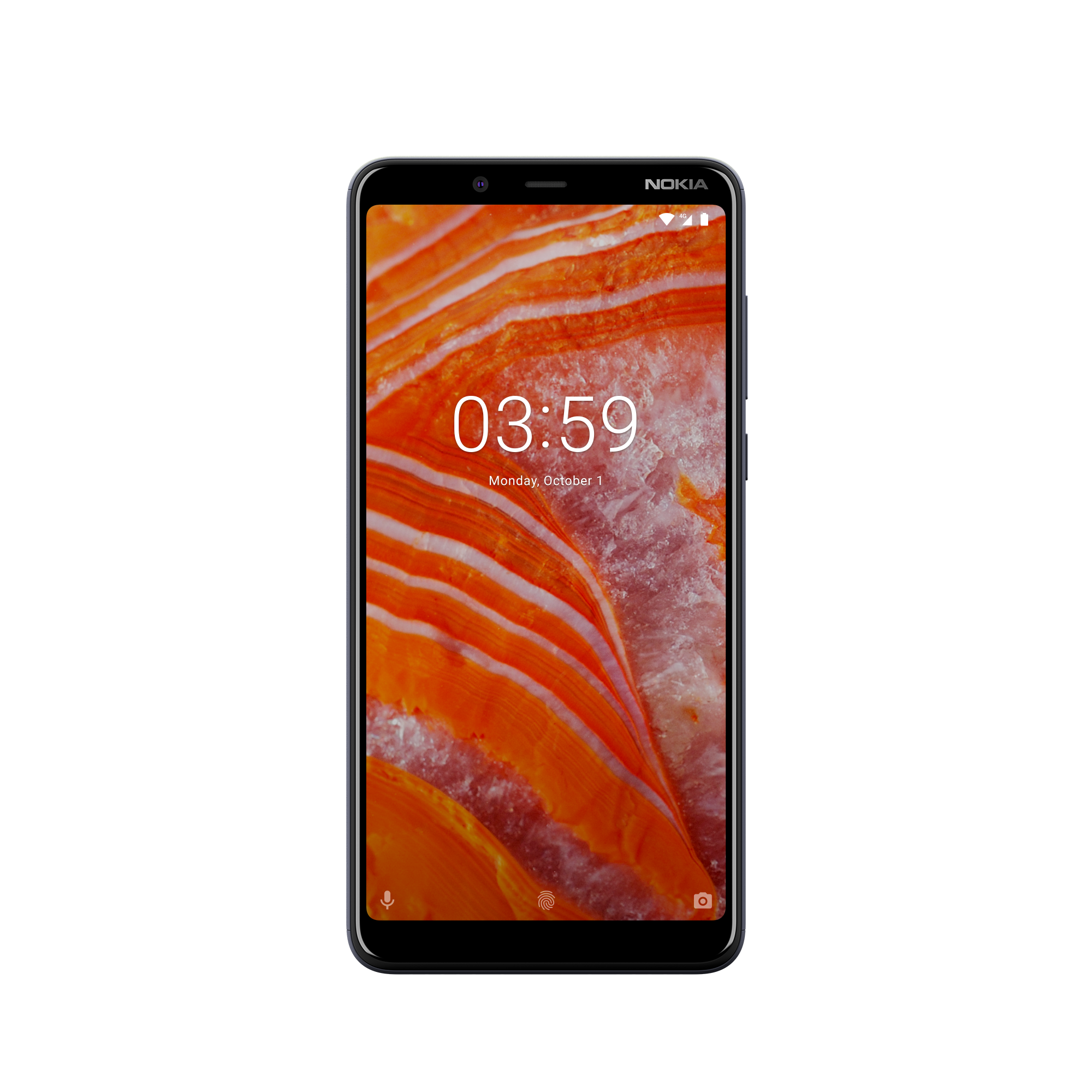 Nokia 3.1 Plus 32 GB Gri