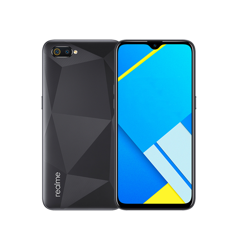Realme C2 3GB Diamond 64 GB Siyah