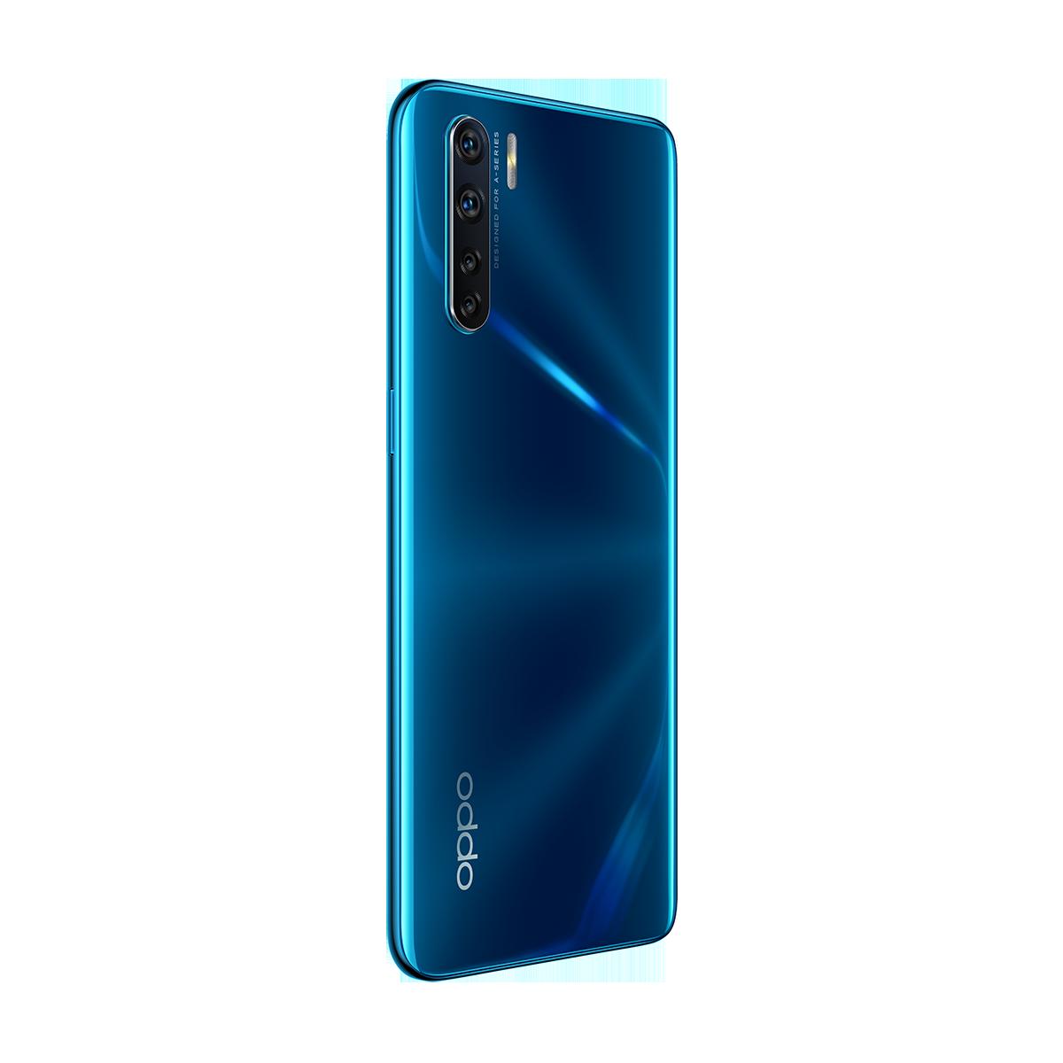 Oppo A91 128 GB Mavi