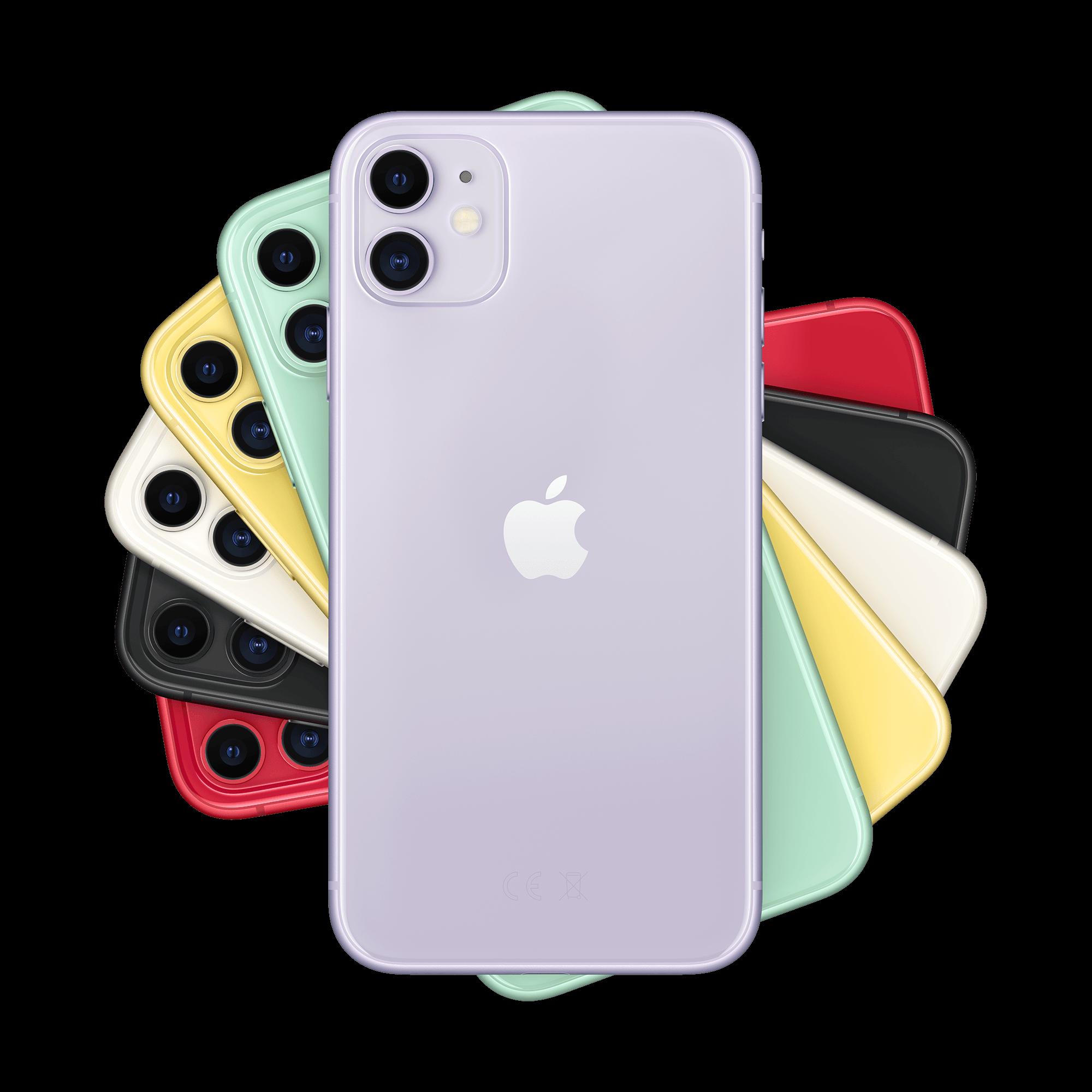 Apple iPhone 11 128 GB Mor