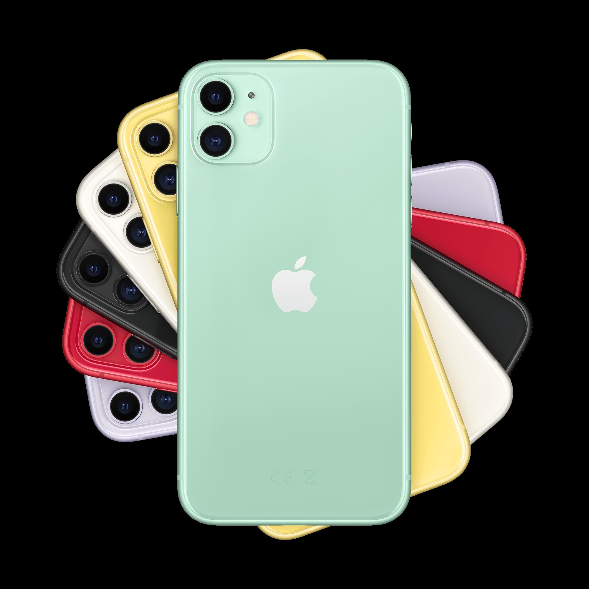 Apple iPhone 11 256 GB Yeşil