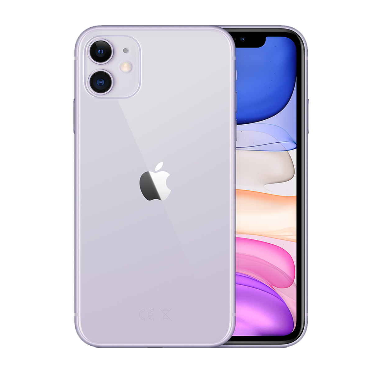 Apple iPhone 11 256 GB Mor
