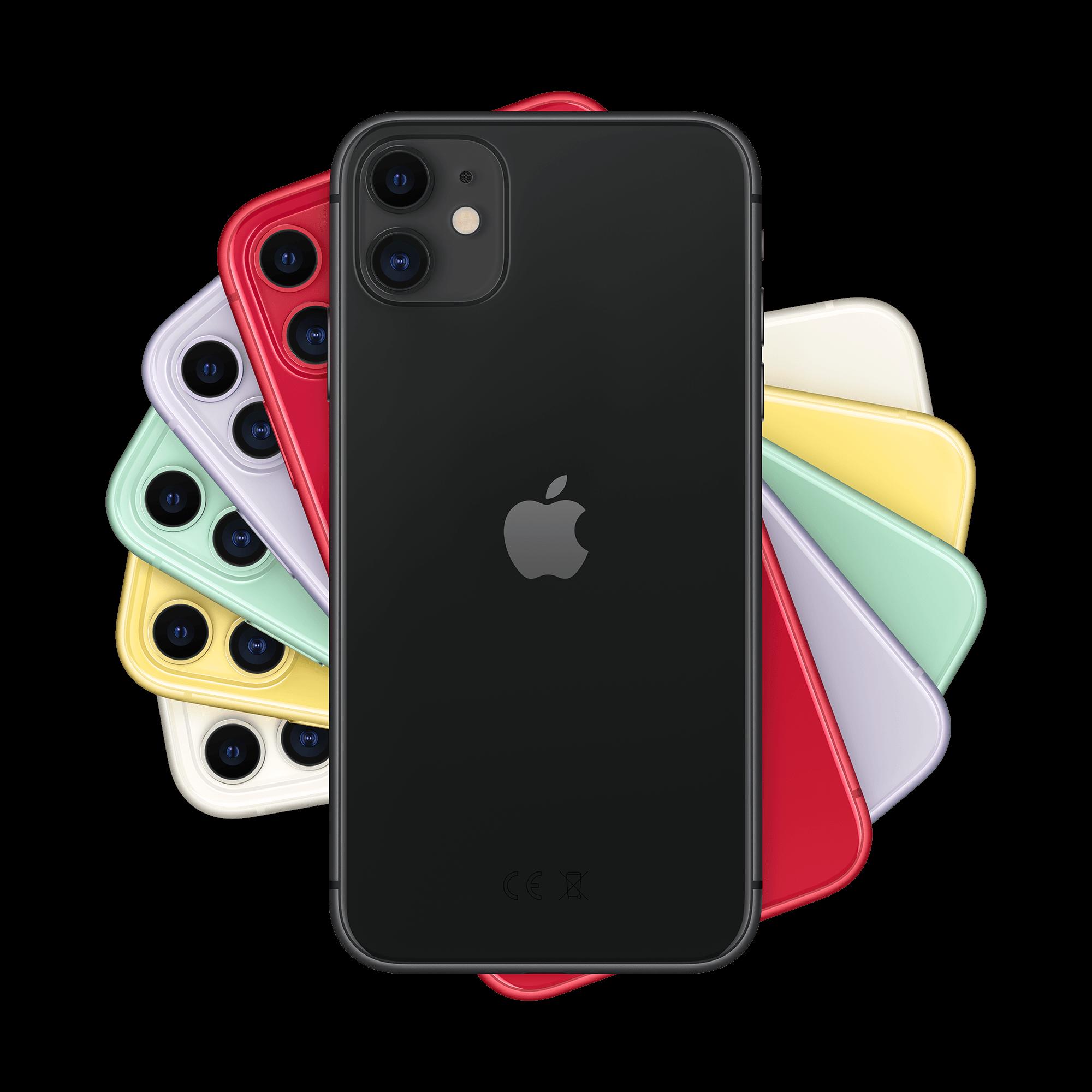 Apple iPhone 11 256 GB Siyah