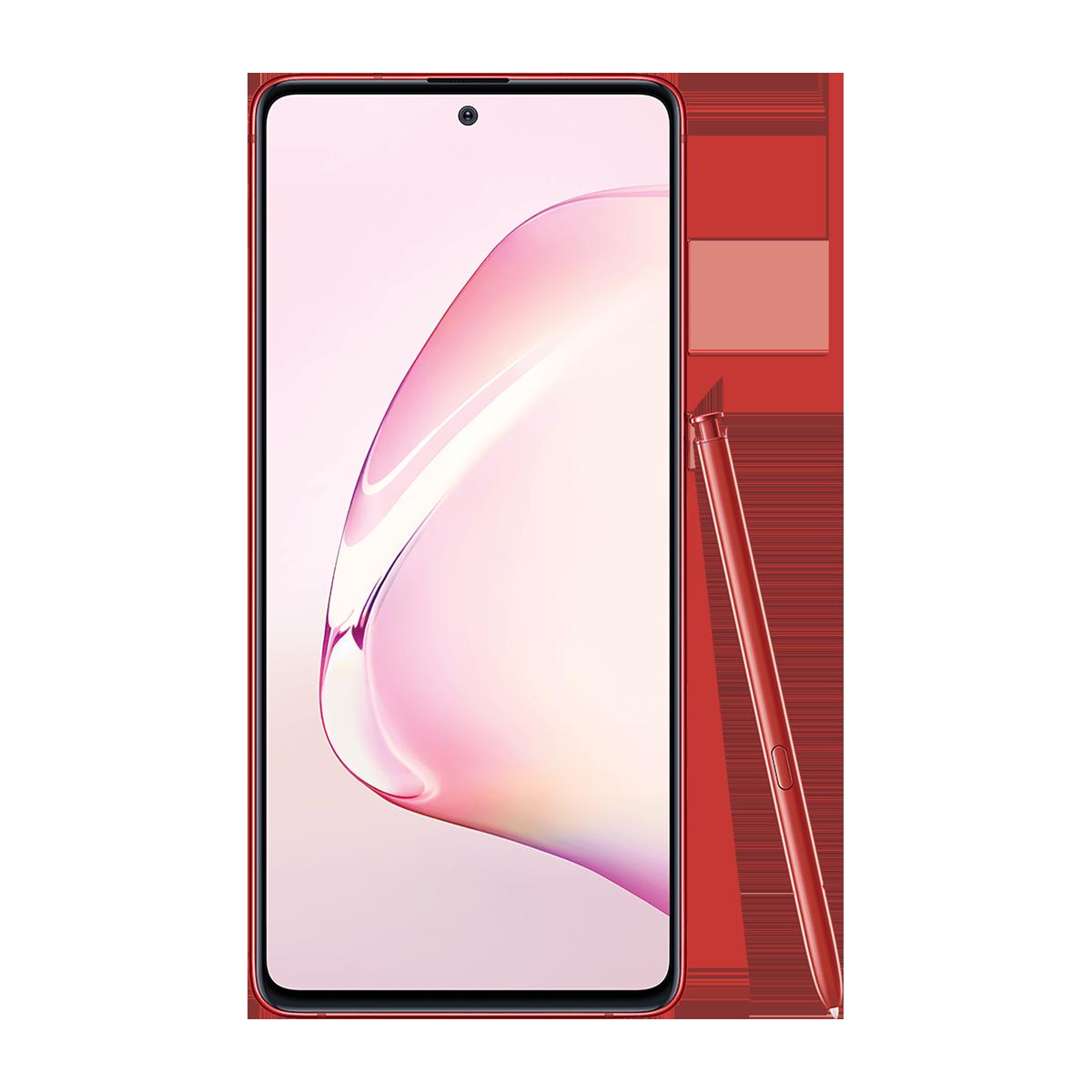 Samsung Galaxy Note 10 Lite 128 GB Kırmızı