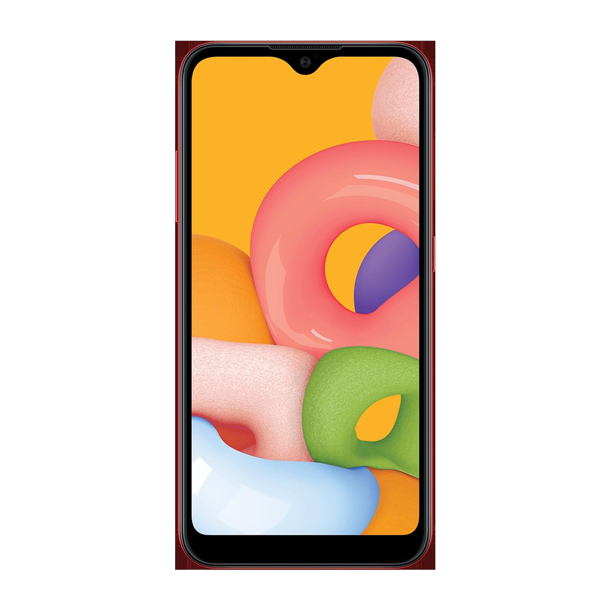 Samsung Galaxy A01 (A015) 16 GB Kırmızı