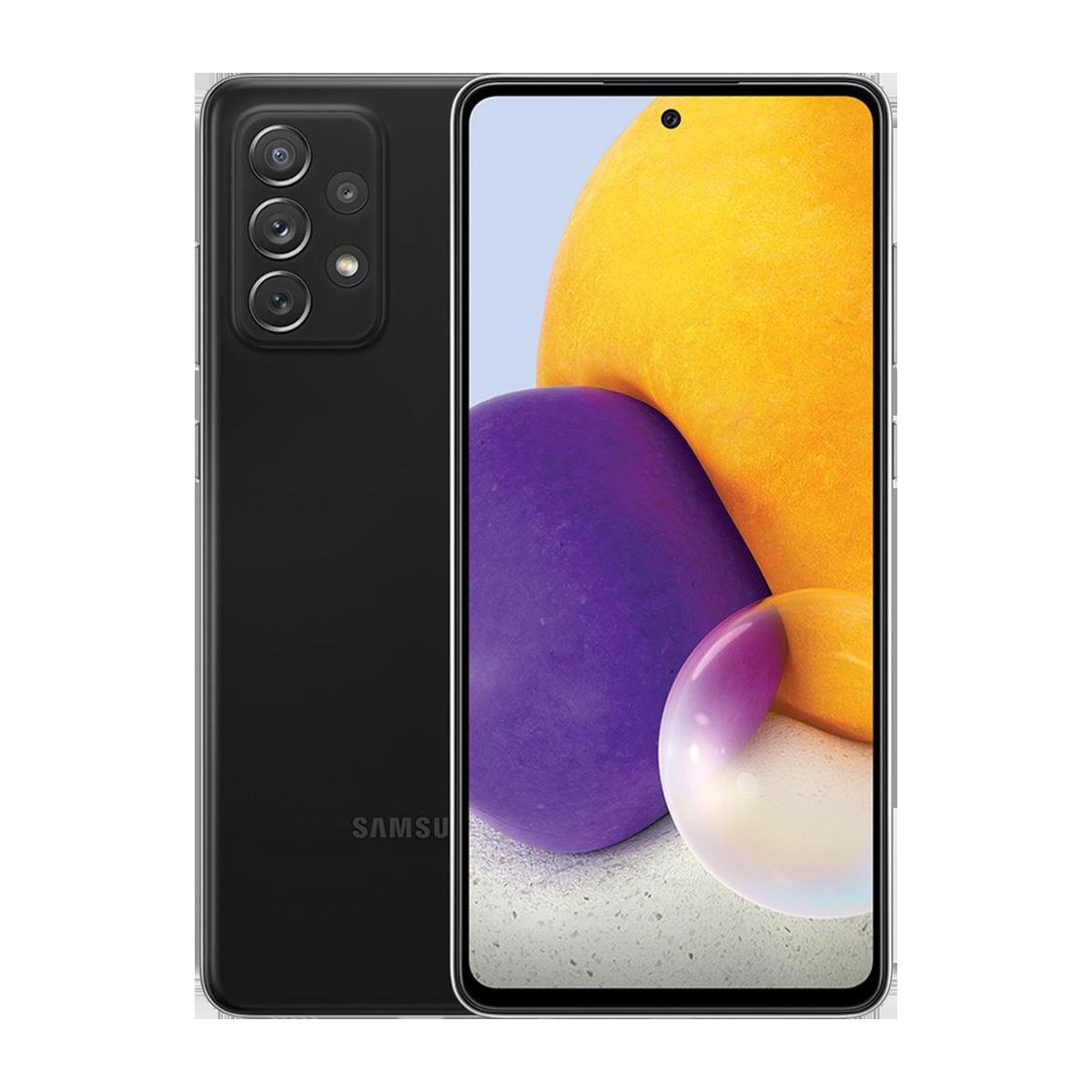 Samsung Galaxy A72 (A725F) 128 GB Siyah