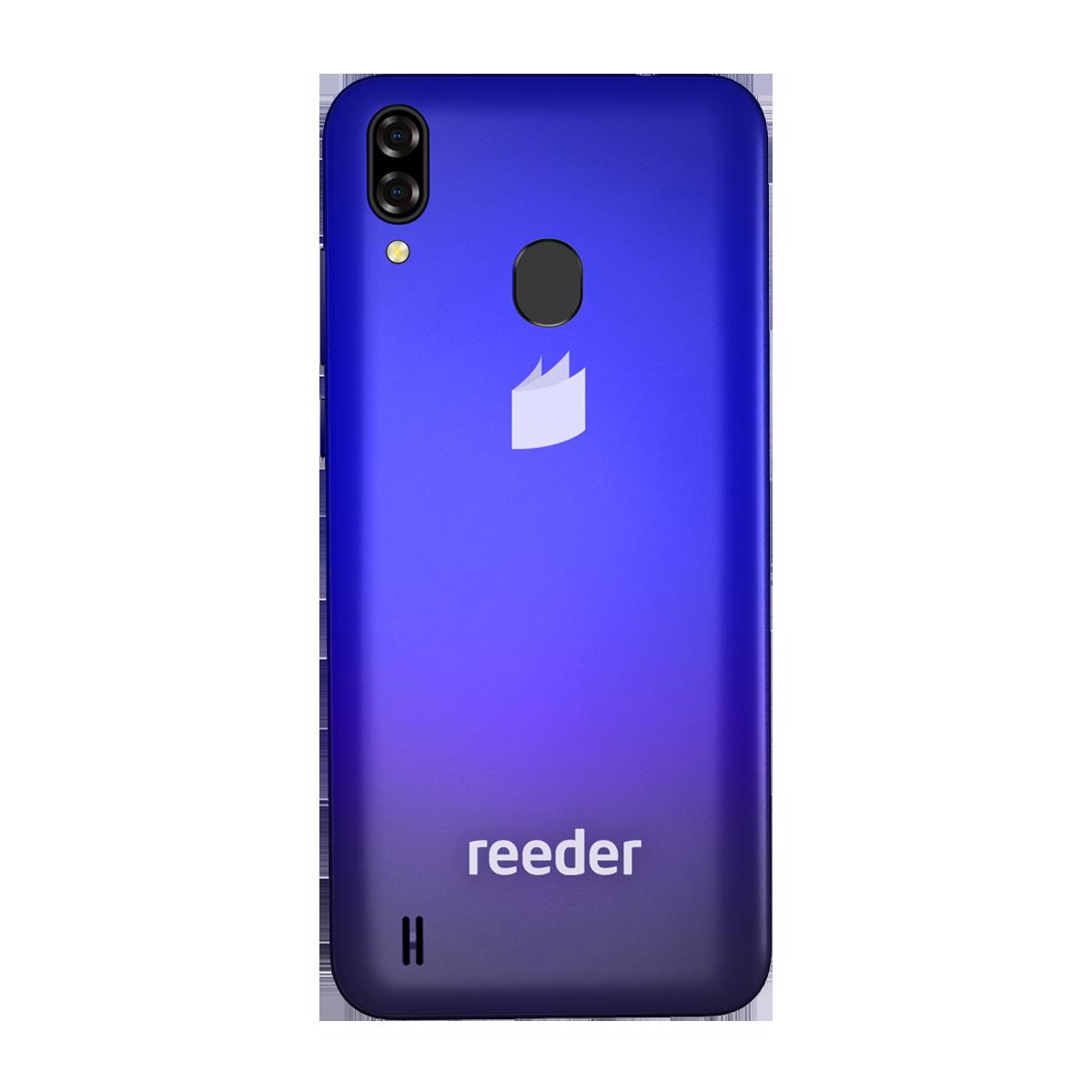 Reeder P13 Blue Plus 64 GB Mavi