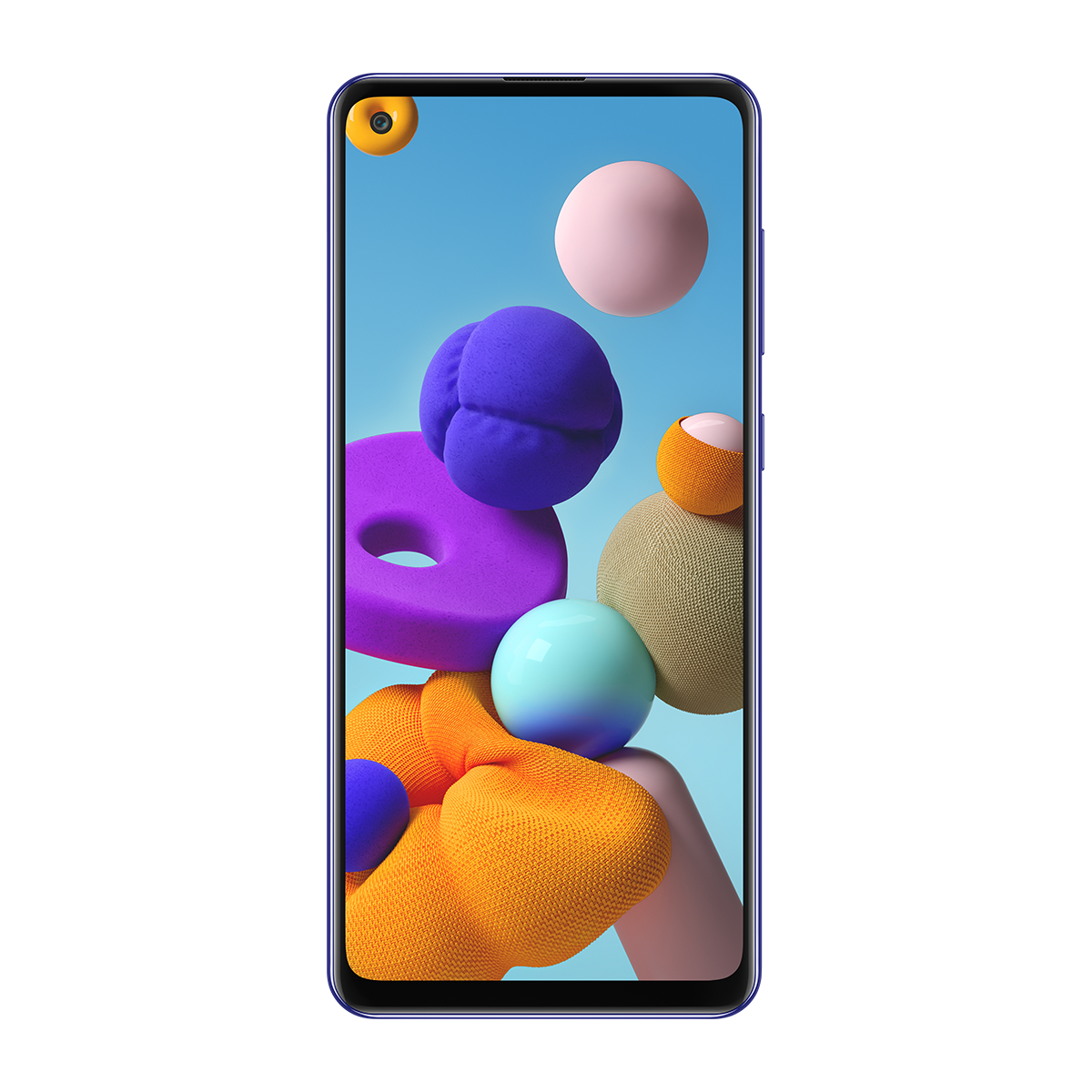 Samsung Galaxy A21s 64 GB Siyah