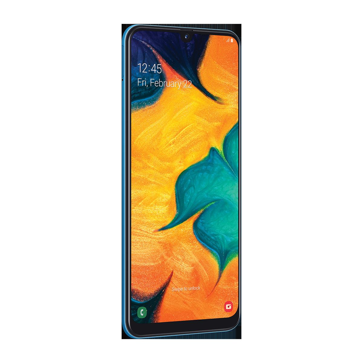 Samsung Galaxy A30 (A305) 64 GB Mavi