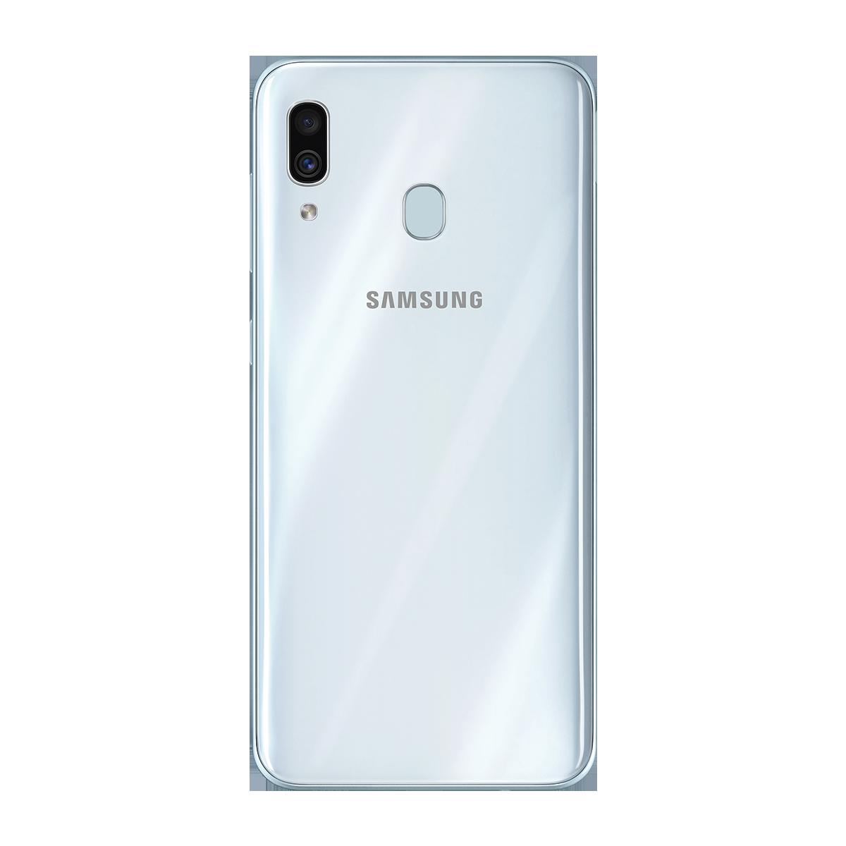 Samsung Galaxy A30 (A305) 64 GB Beyaz