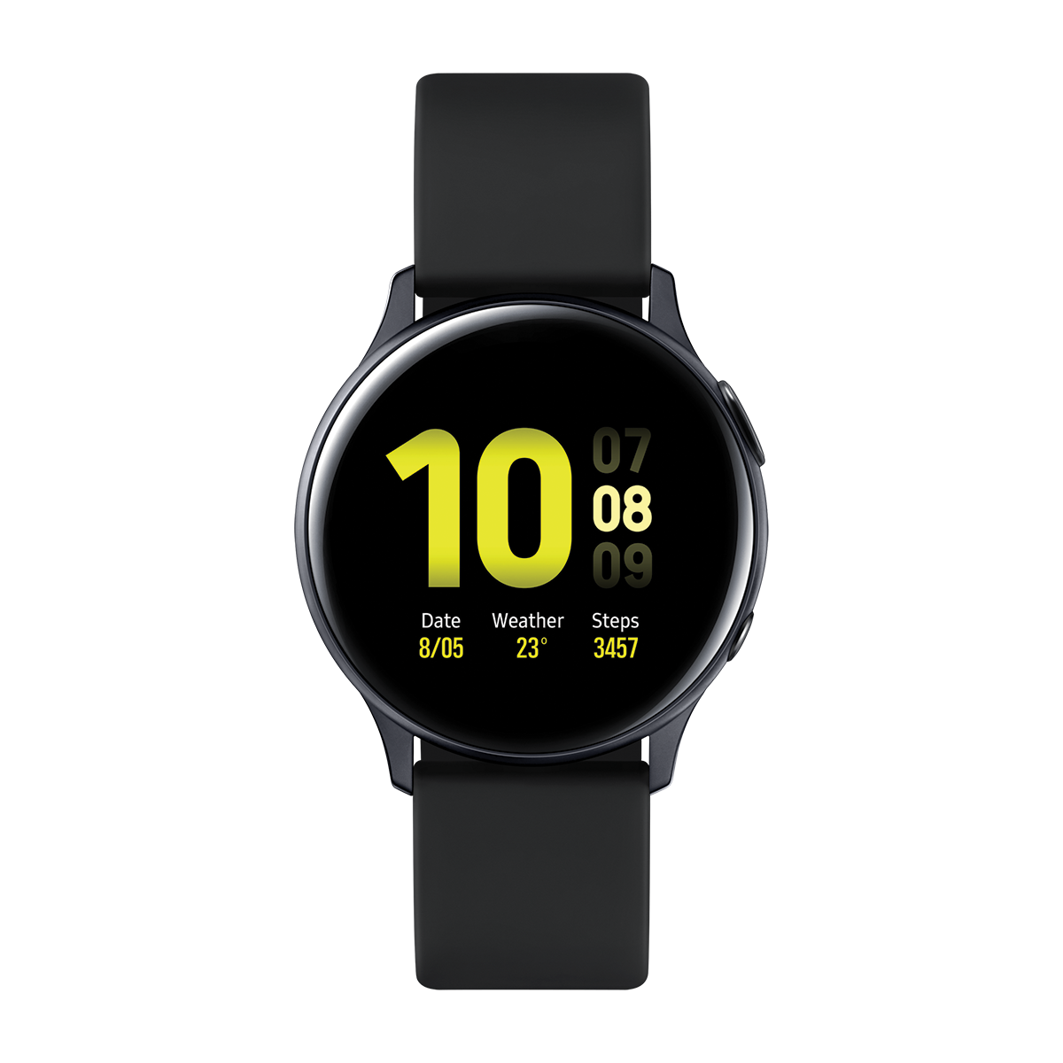 Samsung Galaxy Watch Active 2 Mat (R830)  Siyah